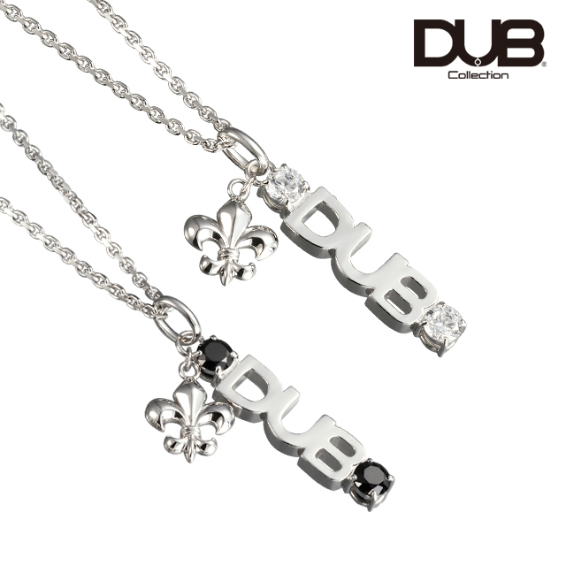 【DUB collection|ダブコレクション】Swing Lilly Necklace スウィングリリィネックレス DUBj-313-Pair
