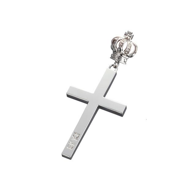 即日発送アイテム【DUB Collection│ダブコレクション】Dignified cross NecklaceTop ディグニファイドクロスネックレストップ  DUBj-316-2【ユニセックス】