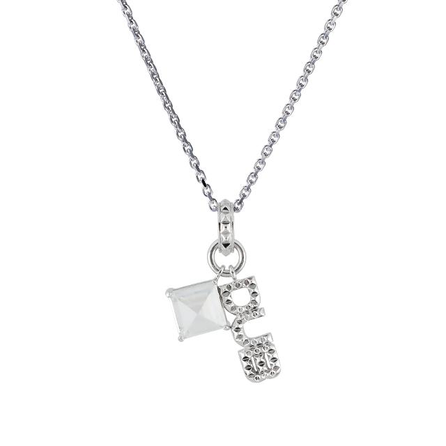 【DUB collection|ダブコレクション】Studs DUB Necklace スタッズダブネックレス DUBj-374-1【ユニセックス】