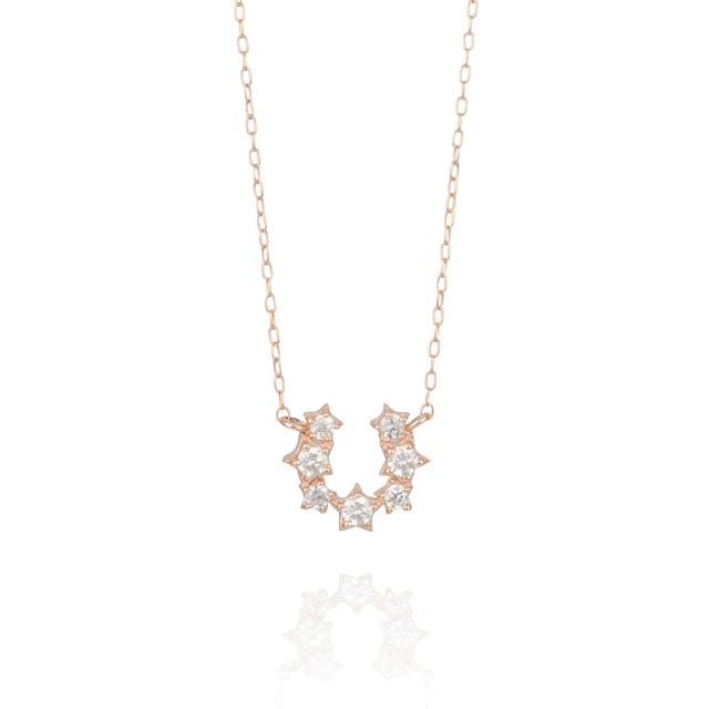 【DUB Sweet】Luckystar Necklace【DUBjp-40-1(PG)】【レディース】