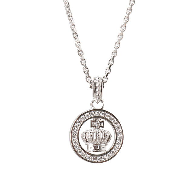 【DUB公式通販サイト限定】Round Crown Necklace ラウンドクラウンネックレス DUBjt,7