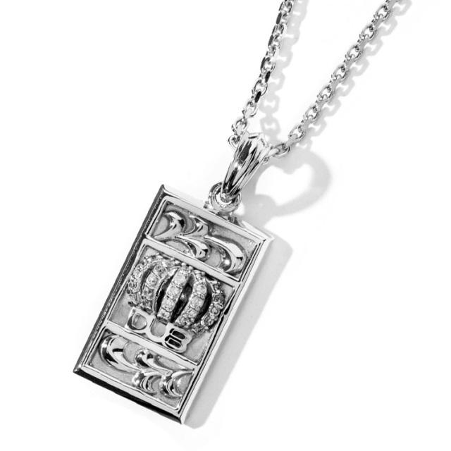 即日発送アイテム【DUB collection|ダブコレクション】Heritage Necklace ヘリテージネックレス DUBj-226-2【ユニセックス】