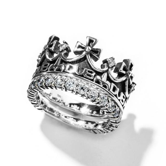受注生産(オーダー)【DUB Collection│ダブコレクション】  DUBj-234-2 Regal Ring リーガルリング