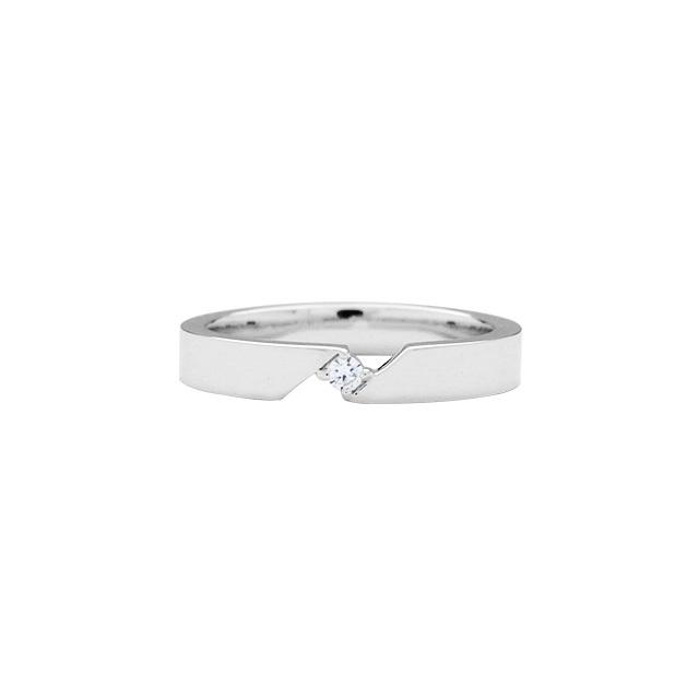 【DUB Collection│ダブコレクション】Connect Ring コネクトリング DUBj-364-2(WH)【レディース】