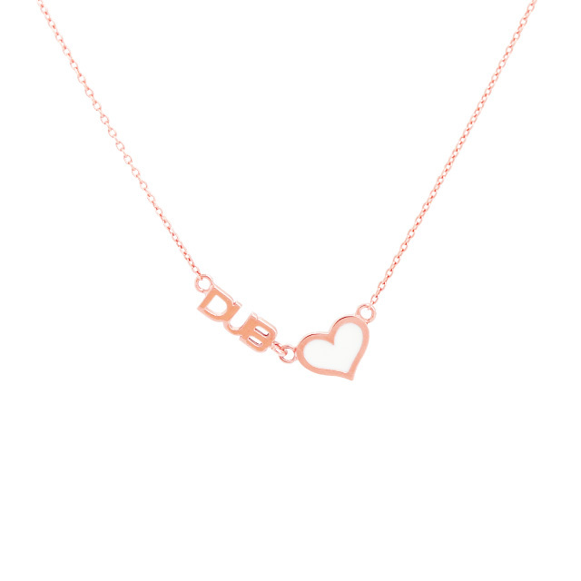 【DUB Collection Sweet|ダブスウィート】Sweet heart Necklace K10 ネックレス DUBjp-3 【レディース】