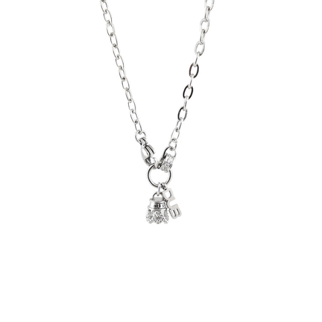 【DUB Collection│ダブコレクション】  DUBjss-30 Stainless Necklace ステンレスネックレス
