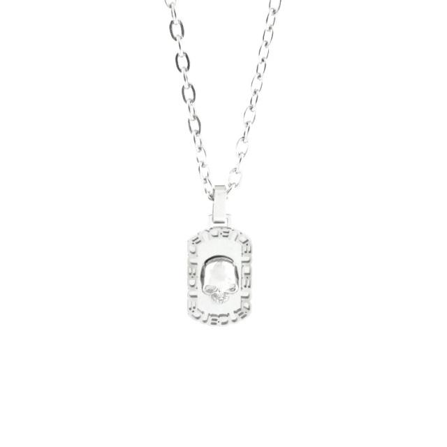 即日発送アイテム【DUB Collection│ダブコレクション】  DUBjss-34WH Stainless Necklace ステンレスネックレス