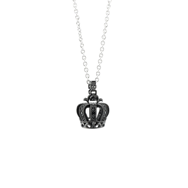 【DUB Collection│ダブコレクション】  DUBjss-43BK Stainless Necklace ステンレスネックレス