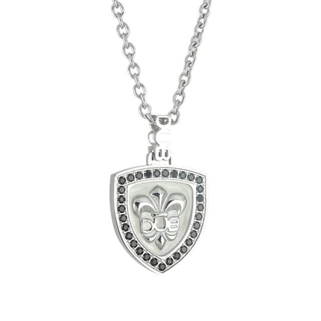 即日発送アイテム【DUB Collection│ダブコレクション】DUBjss-44WH Stainless Necklace ステンレスネックレス【ユニセックス】