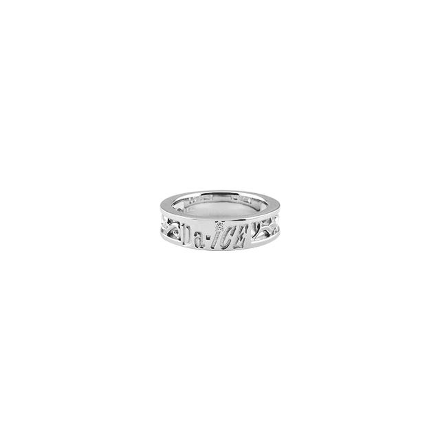【DUB Collection│ダブコレクション】 Da-iCE model Initial Ivy Ring イニシャルアイビーリング DUB-C056-1【Da-iCEコラボ】【大野雄大model】【レディース】