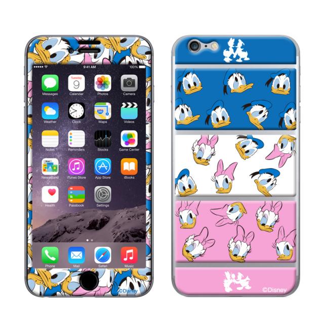 【ZH-0030-IP06】  Gizmobies(ギズモビーズ)/ Disney(ディズニー)×u.u.(ダブルユー)× Gizmobies/Donald&Daisy【iPhone6専用Gizmobies】