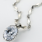 アウトレット【DUB Luxury ラグジュアリーダブ】Grassy plain pendant (silver) ペンダントトップ【OD-1401(SV)】