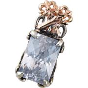 【DUB Luxury|ラグジュアリーダブ】Cross swords pendant(pink gold)ペンダントトップ【OD-1502(PG)】