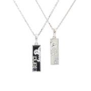 【DUB Collection|ダブコレクション】Affectionate Pair Necklace アフェクショネイト ペア ネックレス DUBj-214-pair【ペア】