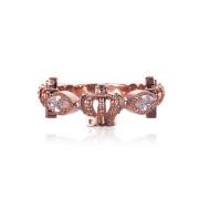 【DUB Collection│ダブコレクション】Classical Crown Ring クラシカルクラウンリング DUBj-267-4【ユニセックス】