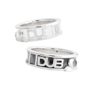 【DUB Collection|ダブ コレクション】Affectionate Ring アフクショネイトリング DUBj-215-Pair【ペア】