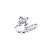 即日発送アイテム【DUB Collection│ダブコレクション】Classical Lilly Phalange Ring クラシカルリリィ ファランジリング DUBj-346-1【レディース】