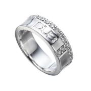 即日発送アイテム【DUB collection|ダブコレクション】 Hidden Cross ring DUBj-186-1(WH)【メンズ】