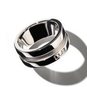 即日発送アイテム【DUB collection|ダブコレクション】Simple ring with mat line シンプルリングウィズマットライン DUBj-2【ユニセックス】