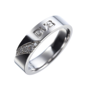 即日発送アイテム【DUB Collection|ダブコレクション】Forge a bond Ring DUBj-217-1(WH)【メンズ】