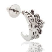 即日発送アイテム【DUB collection】Crown Pierced クラウンピアス DUBj-261-1【ユニセックス】