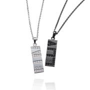 【DUB collection|ダブコレクション】LUV Pair Necklace ラブペアネックレス DUBj-268-Pair【ペア】