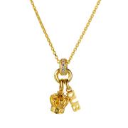 受注生産(オーダー)【DUB collection|ダブコレクション】Sway Crown Necklace Top スウェイクラウンネックレストップ DUBj-287-2【ユニセックス】
