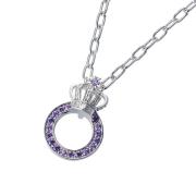 即日発送アイテム【DUB Collection│ダブコレクション】Crown ring Necklace クラウンリングネックレス DUBj-296-4【ユニセックス】