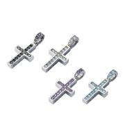 【DUB Collection│ダブコレクション】Rectilinear Cross Necklace TOP レクタリニアクロスネックレストップ DUBj-297-TOP【ネックレストップ】