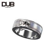 アウトレット 【DUB collection|ダブコレクション】 Crown Shell Ring クラウンシェルリング DUBj-309-2 【ユニセックス】