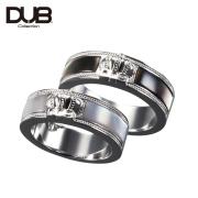 【DUB Collection│ダブコレクション】Crown Shell Pair Ring クラウンシェルペアリング DUBj-309-Pair【ペア】