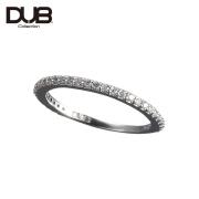 受注生産(オーダー)【DUB Collection│ダブコレクション】DUB half eternity Ring ダブハーフエタニティリング DUBj-311-1【レディース】