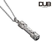 受注生産(オーダー)【DUB collection|ダブコレクション】Column Necklace Top カラムネックレストップ DUBj-312-1【ユニセックス】