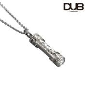 即日発送アイテム【DUB collection|ダブコレクション】Column Necklace  カラムネックレス DUBj-312-2【ユニセックス】