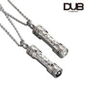 受注生産(オーダー)【DUB collection|ダブコレクション】Column Necklace カラムネックレス DUBj-312-Pair【ペア】