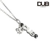 即日発送アイテム【DUB collection|ダブコレクション】Swing Lilly Necklace スウィングリリィネックレス DUBj-313-1