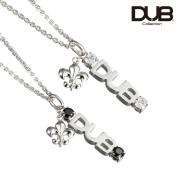 受注生産(オーダー)【DUB collection|ダブコレクション】Swing Lilly Necklace スウィングリリィネックレス DUBj-313-Pair