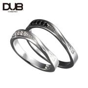 受注生産(オーダー)【DUB Collection│ダブコレクション】KnotRing  ノット リング DUBj-315-Pair【ペア】