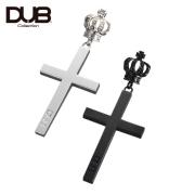 受注生産(オーダー)【DUB Collection│ダブコレクション】Dignified cross NecklaceTop ディグニファイドクロスネックレストップ  DUBj-316-Pair【ペア】