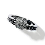 即日発送アイテム【DUB collection|ダブコレクション】Shine crown Ring シャインクラウンリング DUBj-283-1【メンズ】