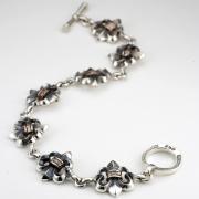 【DUB Luxury|ラグジュアリーダブ】Destiny fleur bracelet ブレスレット【OD-1101】【メンズ】