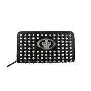 【DUB Collection】桜井莉菜model Studs Long Wallet スタッズロングウォレット【C073-1】