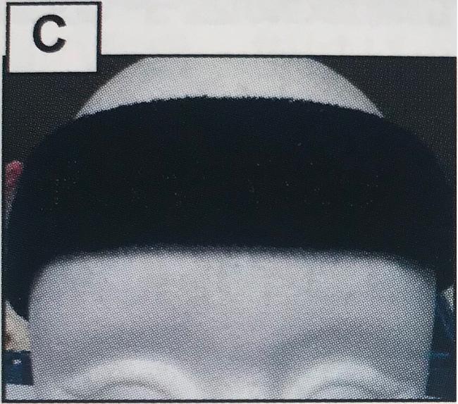 脳の活性化「CMC ヘッドバンド Cタイプ」