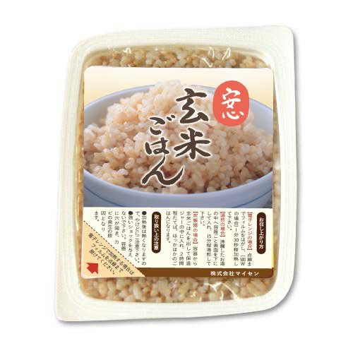 安心玄米ごはん(1パック)