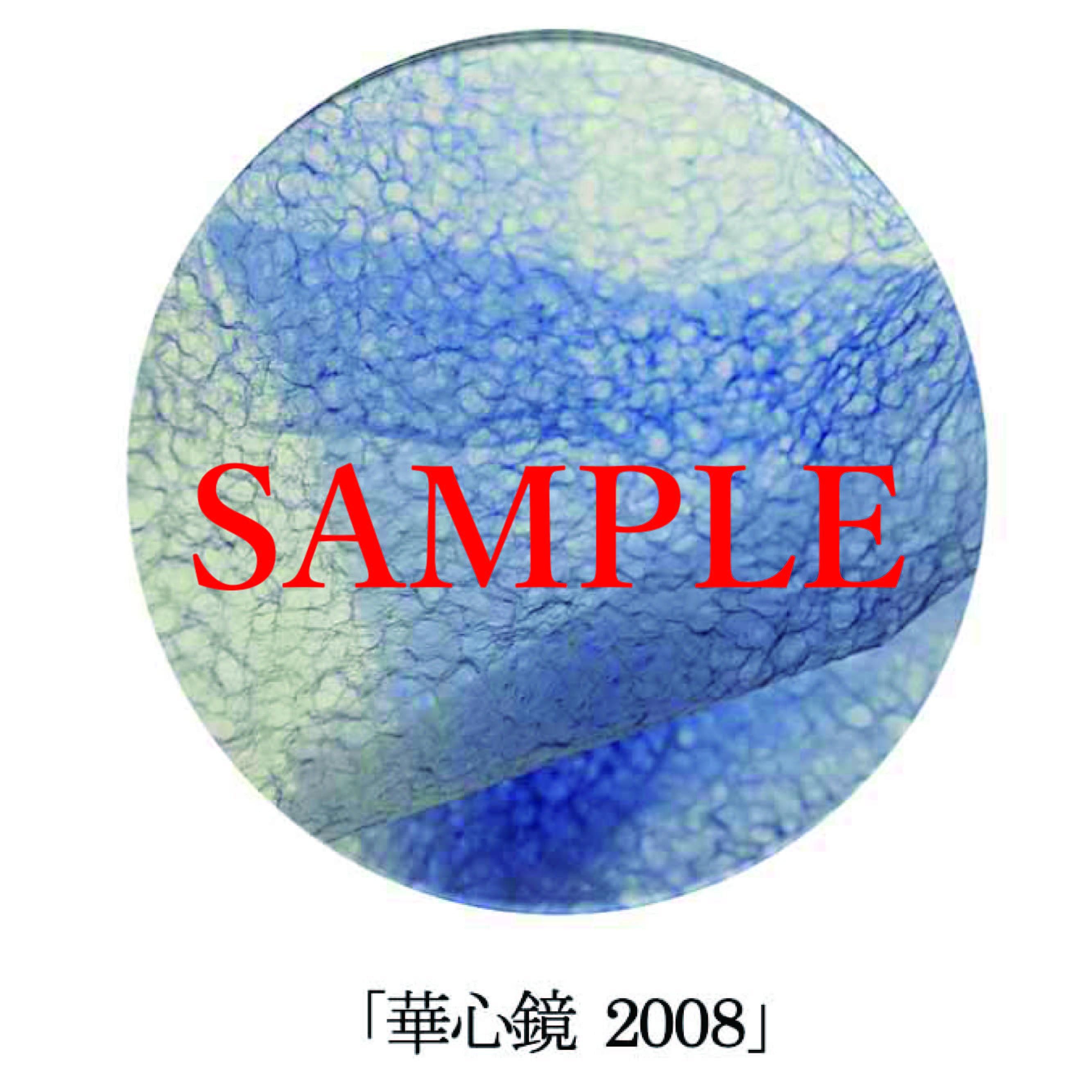 「華心鏡2008」【井坂健一郎作品華心鏡(かしんきょう)シリーズ】