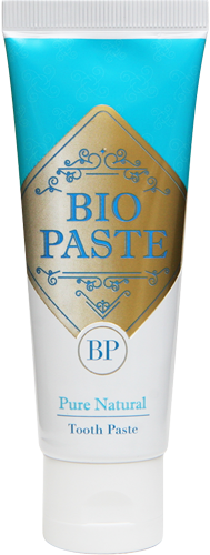 天然成分だけで作られた高機能歯磨き剤「バイオペースト 60g」