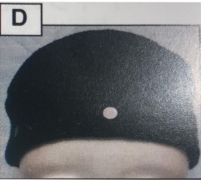 CMCヘッドバンド Dタイプ(帽子型)