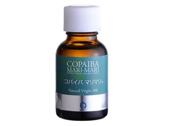 天然樹液オイル「 コパイバ マリマリ 」20ml