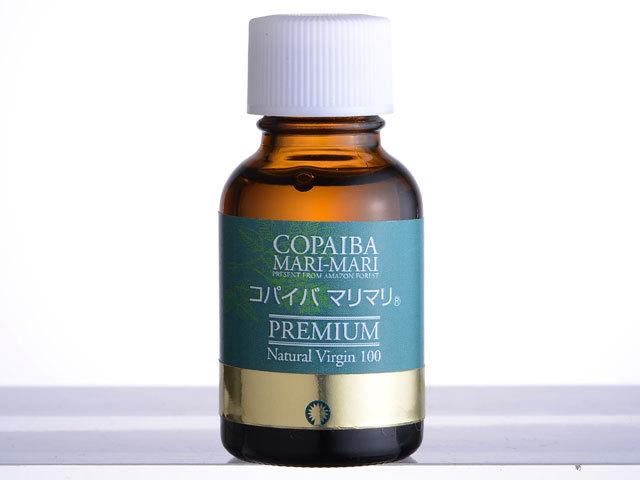 天然樹液オイル「 コパイバ マリマリ プレミアム 」20ml
