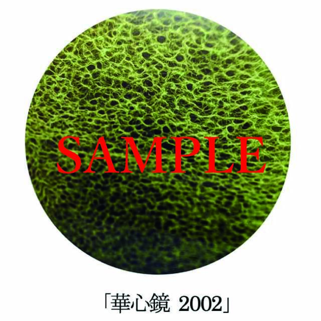 「華心鏡2002」【井坂健一郎作品華心鏡(かしんきょう)シリーズ】